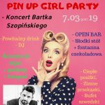 PIN UP GIRL PARTY